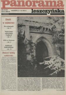 Panorama Leszczyńska 1991.11.03 R.13 Nr44(614)
