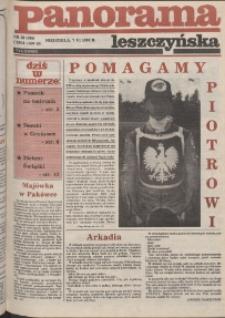 Panorama Leszczyńska 1992.06.07 R.14 Nr23(645)