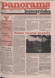 Panorama Leszczyńska 1992.06.14 R.14 Nr24(646)