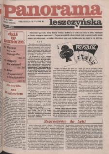 Panorama Leszczyńska 1992.06.21 R.14 Nr25(647)