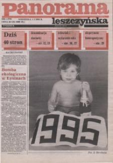 Panorama Leszczyńska 1995.01.01 R.17 Nr1(779)