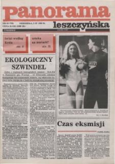 Panorama Leszczyńska 1995.04.09 R.17 Nr15(793)