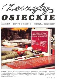 Zeszyty Osieckie 2009 Nr 17