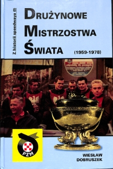 Drużynowe Mistrzostwa Świata : (1959-1978)