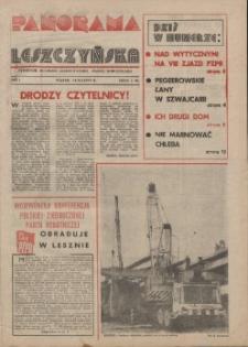 Panorama Leszczyńska 1979.12.14 R.1 Nr1