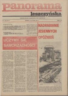 Panorama Leszczyńska 1981.01.18 R.3 Nr3(58)