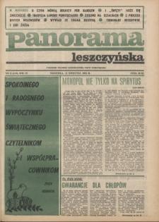 Panorama Leszczyńska 1982.04.11 R.4 Nr11(116)