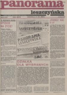 Panorama Leszczyńska 1989.12.17 R.11 Nr51(517)